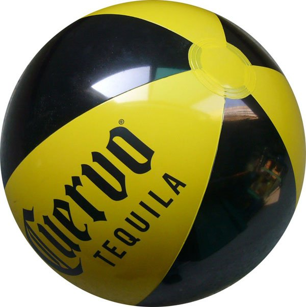 Inflatable Beach Ball witth printing